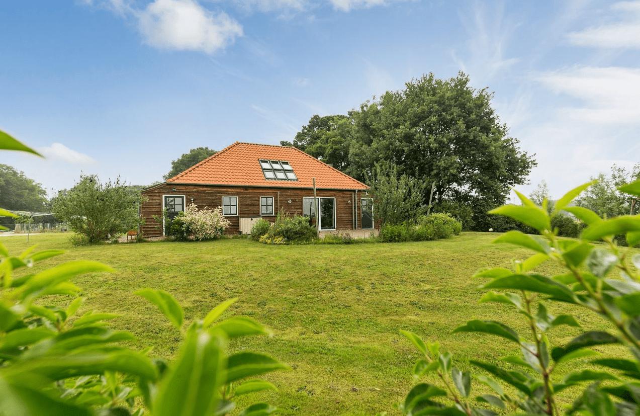 Groepsaccommodaties huren in de natuur in Groningen