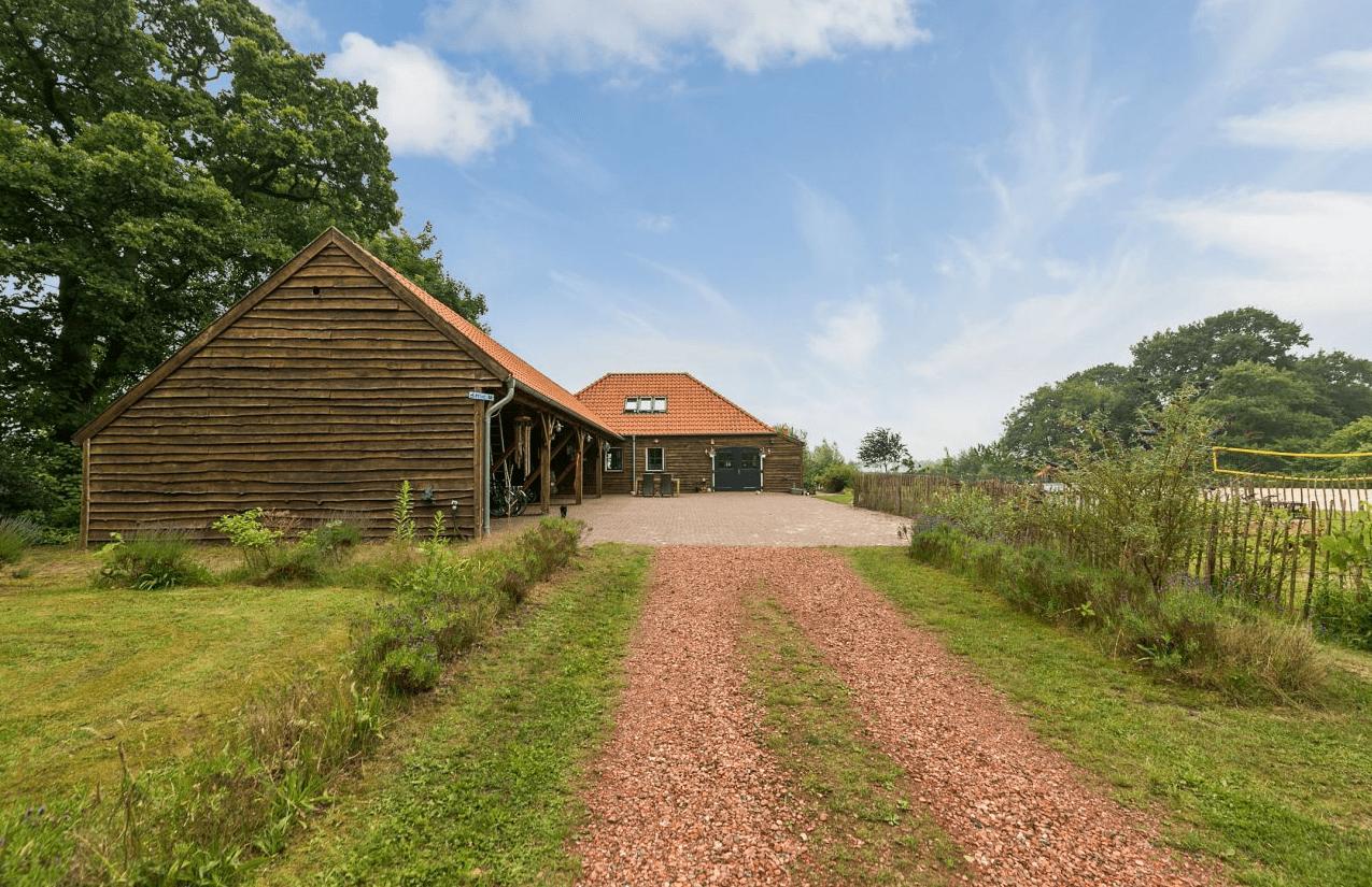 Land van Yemaya groepsaccommodaties